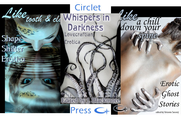 Circlet book covers