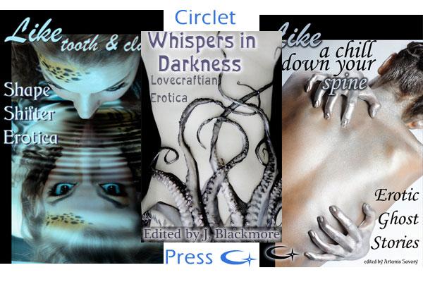Circlet book covers