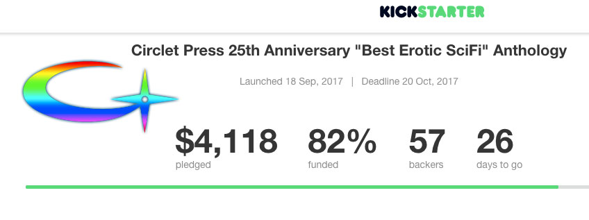 Kickstarter week 1 progress