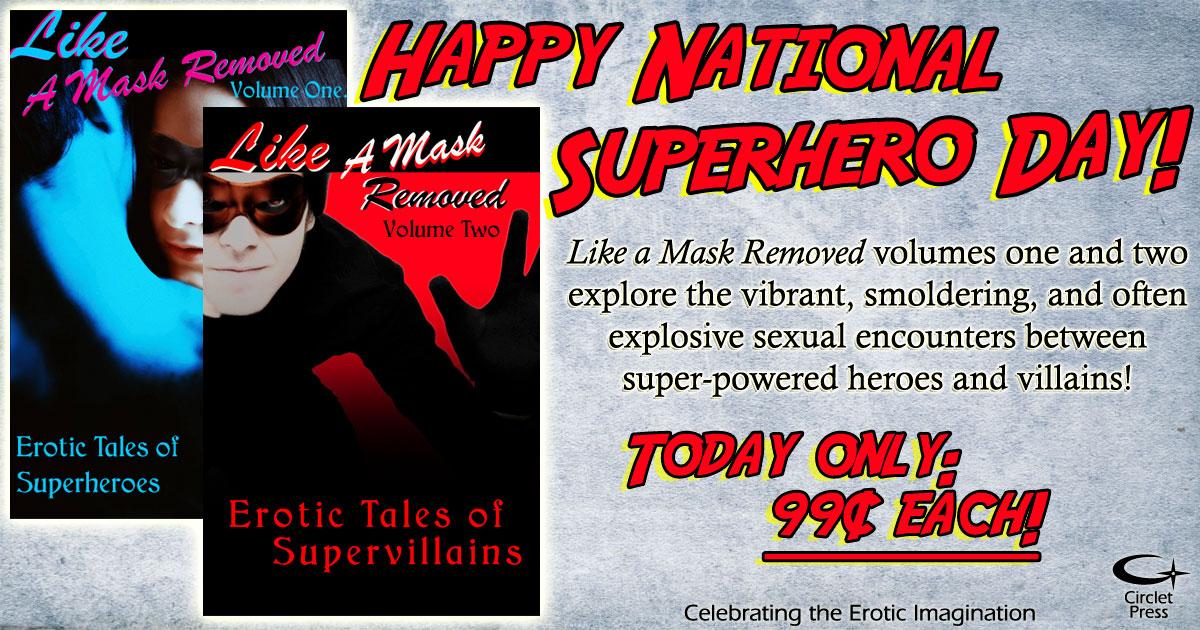 Superhero Sale Banner