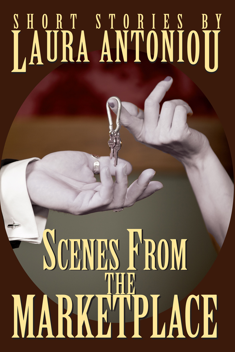 Scenes from the Marketplace ebook cover